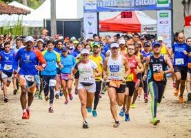 Meia Maratona do Verde e das Aguas na Reserva Florestal Vale 2016 - Linhares