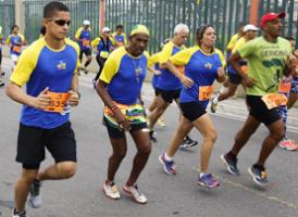 1ª Corrida Marines Parque de Madureira 2016 - Rio de Janeiro