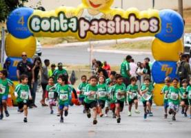 Conta Passinhos 2016 - etapa Parque - Brasília DF