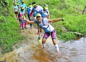 Desafio 42k Serra de Itabaiana 2016 - Areia Branca