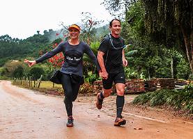Treino Ultra Trail Ribeirão das Pedras 2016 - Indaial