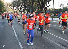 Corrida Eu Atleta - Etapa São Paulo