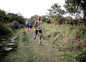 Trail Run Lagoa do Peri Florianopolis
