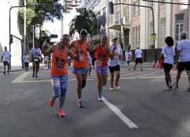 Circuito da longevidade Bradesco 2016  Rio de Janeiro