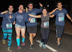 Night Run In Concert - Campinas