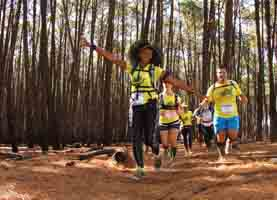 Bora Viver Trail Run 20K - Brasília 2016