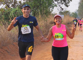 Corre Comigo na FLONA - Taguatinga 2016