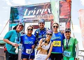 Trirex Trail Run 2016 2ª Etapa (Sábado) - Brotas