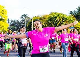 Corrida Feminina Mcdonald's 5k - São Paulo