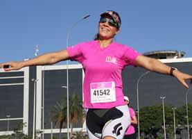 Corrida e Caminhada Feminina McDonalds 5K - Brasília 2016