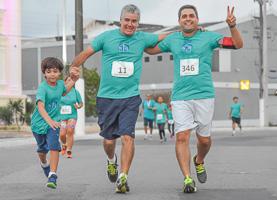 Corrida e Caminhada 50 Anos do Colégio Madalena Sofia 2016 - Maceió