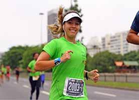Maratona de Revezamento pao de açucar Rio de Janeiro