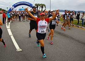 Corrida pela Paz Florianópolis