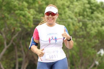 Corrida contra o Câncer Outubro Rosa/Novembro Azul  - Brasília 2016