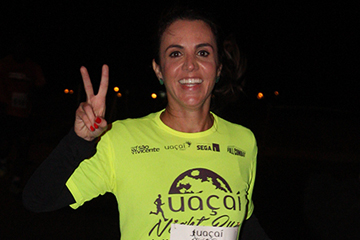 Uaçaí Night Run 2016 - Americana