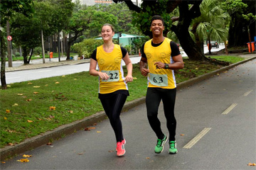 7ª Corrida e Caminhada da Lagoa Rodrigus de Freitas Rio de Janeiro