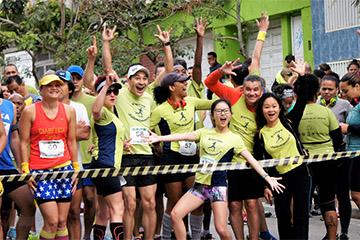 2ª Volta do Horto - São Paulo