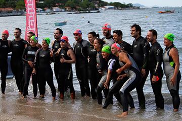 1ª Travessia Baía Sul Florianópolis