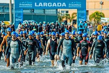 Sesc Triathlon 2016 - Etapa Tramandaí-RS