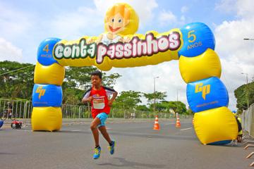 Conta Passinhos 2016 - etapa Ho Ho Ho - Brasília DF