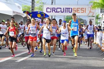 Circuito de Corridas Sesi Recife 2016