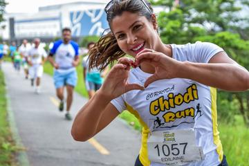 Chiodi Run - Contagem