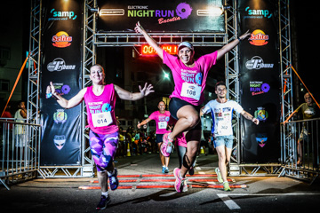 Electronic Night Run Bacutia 2017 - Guarapari