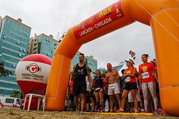 Circuito Beach Run - 1ª Etapa - Itapema