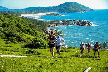 Meia Maratona Ou Ver Rosa Trail Running Garopaba