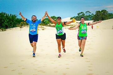 Circuito Trilhas de Verão - 3ª Etapa - Praia Lagoa Cortada - Balneario Gaivota