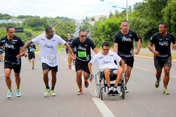 2ª Corrida do BOPE 2017 - Cuiabá