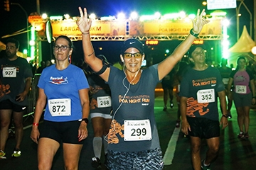 Cyrela Goldsztein Poa Night Run Porto Alegre