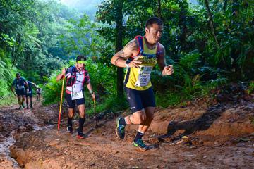 Ultra Trail Rota das Águas - Gaspar