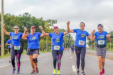 Treinão Aberto Let's Run - Eixo Norte - Brasília 2017