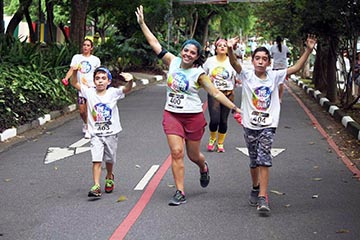 The Color Run - Santo André