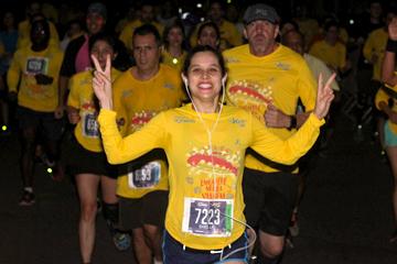 Night Run 2017 - Etapa Yellow - São Paulo