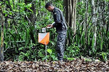 Competição de Orientação Semana do Exército CMNIC 2017 - Araçoiaba