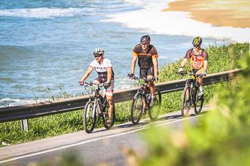 Volta à Ilha de Bike - Florianopolis