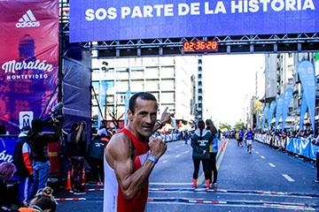 Maratona de Montevideo 2017