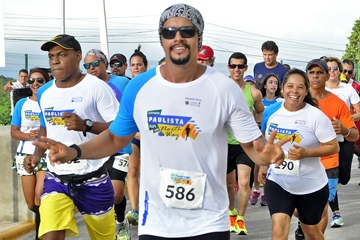 1ª Paulista North Way Shopping Run 2017 - Paulista
