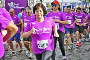 3ª Corrida SESI - Dia do Trabalhador 2017 - Recife