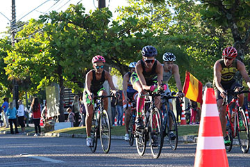 Triathlon Olímpico Jurerê 2017 - II Etapa CC - Florianópolis