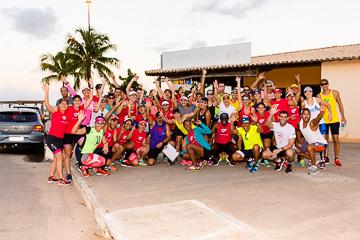 Treino Foco Rio Marathon 2017 - Aracaju
