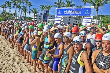 Campeonato Brasileiro de Triathlon Olímpico 2017 - João Pessoa