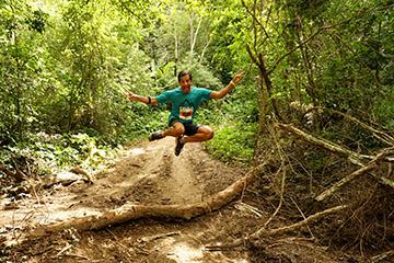 Nit Trail Running  Caminho de Darwin 2017 - Niterói