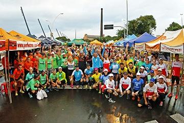 Treinão Beneficente para a Maratona de Porto Alegre