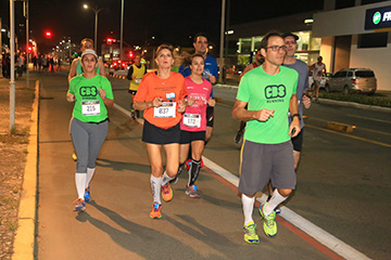 Running Tour Uninter 2017 - Etapa Joinville