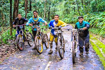 4º Pega Pra Capa DH no Bike Park - São Paulo