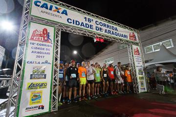 18ª Corrida Rústica Cidade de Araquari - Araquari