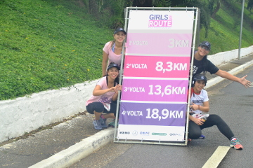Girls on the Route 2017 - São Paulo